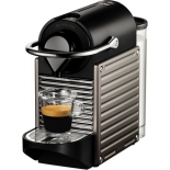 Кофемашина Nespresso Pixie Bundle C60 (капсульная)