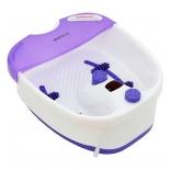 массажная ванночка для ног Polaris PMB1006, фиолетовая