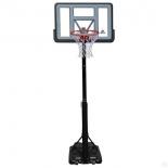 стойка баскетбольная DFC (STAND44PVC1), Чёрная