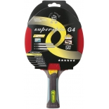 ракетка для настольного тенниса Giant Dragon Superspin G4, Красная