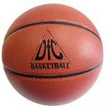 мяч баскетбольный DFC BALL5P, Оранжевый