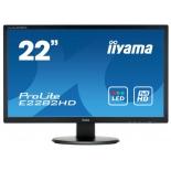 монитор Iiyama E2282HD-B1, черный