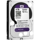 жесткий диск Western Digital WD40PURZ Purple 4 TB