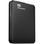 жесткий диск Western Digital WDBUZG5000ABK-WESN, черный