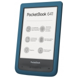 электронная книга PocketBook 641 Aqua 2, голубая