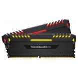 модуль памяти Corsair CMR16GX4M2A2666C16 (DDR4 16 Gb, 2666 MHz,  2x8 Gb)