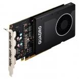 Видеокарта профессиональная Pny Quadro P2000 (VCQP2000BLK-1) 3.0 5120Mb 160 bit HDCP GDDR5, 160 bit, 4xDP, купить за 31 980руб.