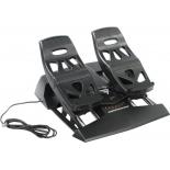 игровое устройство Thrustmaster TFRP (Педали для авиасимуляторов), Черное