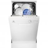 Посудомоечная машина Electrolux ESF9423LMW, узкая, встраиваемая (на 9 комплектов)