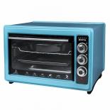мини-печь, ростер Delta D-023, голубая
