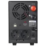 источник бесперебойного питания Powercom INF-500 (500 ВА / 300 Вт), черный