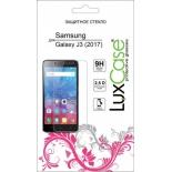 защитное стекло для смартфона LuxCase для Samsung J3 (2017)