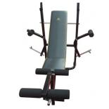 тренажер силовой DFC D002 (скамья под штангу)