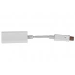 кабель / переходник Apple Thunderbolt to FireWire Adapter (MD464ZM-A) белый