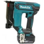 степлер строительный Makita DPT353RFE (скобозабиватель аккумуляторный)