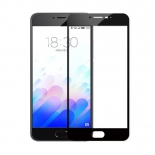 защитное стекло для смартфона Glass Pro для Meizu U20, черное