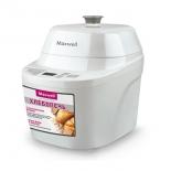 хлебопечка Maxwell MW-3755 W, белая