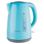 чайник электрический Vitek VT-7001, голубой