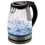 чайник электрический Scarlett SC-EK27G21 (металл/стекло)