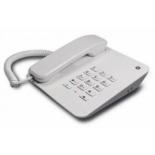 проводной телефон General Electric RS30043GE1, Бело-серый