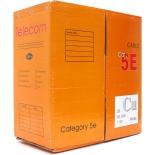 кабель (шнур) Telecom  (SFTP4-TC1000C5EN-CU-IS), Белый