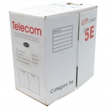 кабель (шнур) Telecom (UTP4-TC305C5EN-CCA-IS-LSZH)