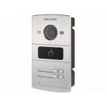 домофонная панель вызова Hikvision DS-KV8202-IM, Серебристая