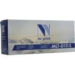 картридж для принтера NV Print Samsung MLT-D111S, Черный