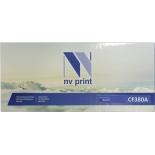 картридж для принтера NV Print HP Color LaserJet (CF380A), Черный