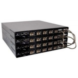 коммутатор (switch) Qlogic SB5800V-08A8, Черно-серый