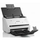 сканер Epson WorkForce DS-570W, Бело-черный