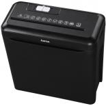 уничтожитель бумаг Hama Premium X6S H-50194, Черный
