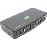 USB-концентратор STLab U-500 черный