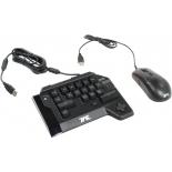 комплект Hori TAC Four (PS4-069E) черный