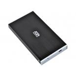 корпус для жесткого диска AgeStar SUB2S (SATA - USB 2.0, 2.5''), чёрный