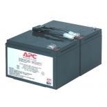 источник бесперебойного питания Батарея аккумуляторная APC RBC6 (12 В, 12 Ач)