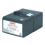 батарея аккумуляторная для ИБП APC RBC6 (12 В, 12 Ач)