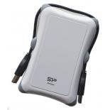 жесткий диск Silicon Power Armor A30 500GB (SP500GBPHDA30S3W, внешний), белый