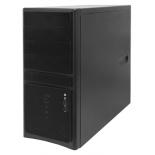 корпус INWIN EC021BL 450W, ATX, USB+Audio, черный 6101058