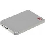 корпус для жесткого диска AgeStar 3UB2O1 (2.5'', microUSB 3.0), серебристый