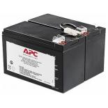 батарея аккумуляторная для ИБП APC APCRBC109 (12 В, 2x 9Ah)