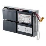 батарея аккумуляторная для ИБП APC RBC24 (12 В, 4x 9Ач)