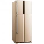 холодильник Hitachi R-V 542 PU3 Бежевый