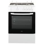 плита Beko CSG 62000 W белый