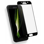 защитное стекло для смартфона Защитное стекло Glass PRO Samsung  S8 SM-G950F  Full Screen 3D чёрное