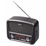 Радиоприемник Ritmix RPR-065, серый