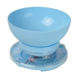 кухонные весы Redber KS-005М, голубые