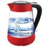 чайник электрический Polaris PWK 1735CGL, Красный