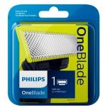 аксессуар для электробритвы Сменное лезвие Philips OneBlade QP210/50