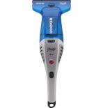 Пылесос Hoover JWC60B6 019, серебристый/синий